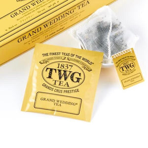 Grand Wedding Cotton Teabags (200 Teabags)