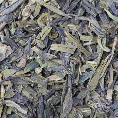 TWG Tea Loose Leaf Lung Ching Jade