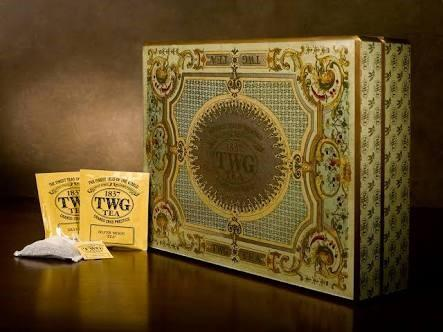 TWG Tea Tea Trays & Tea Chests