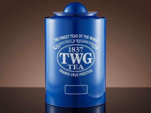 TWG Tea Tea Tins Saturn Tea Tin in Blue