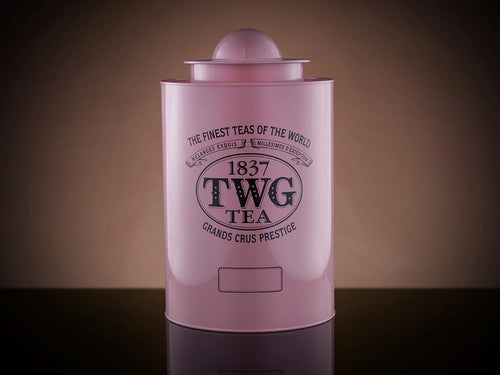 TWG Tea Tea Tins Saturn Tea Tin in Pink