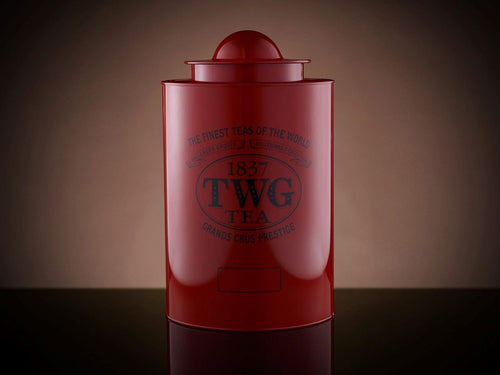 TWG Tea Tea Tins Saturn Tea Tin in Red