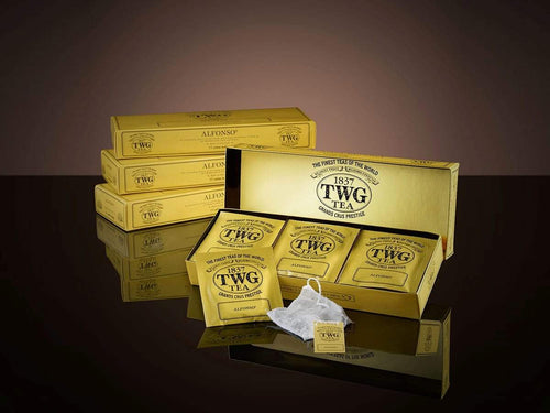 TWG Tea Teabags Alfonso Tea 15 PC