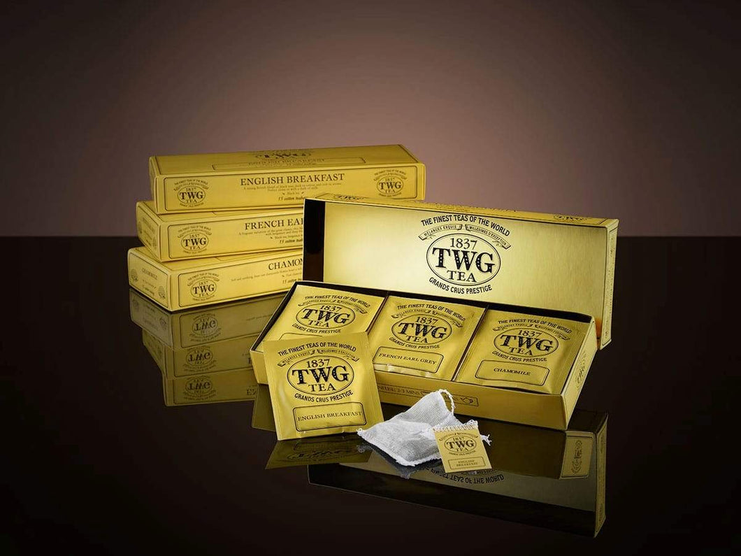 TWG Tea Teabags Classic Teabag Selection 15 PC