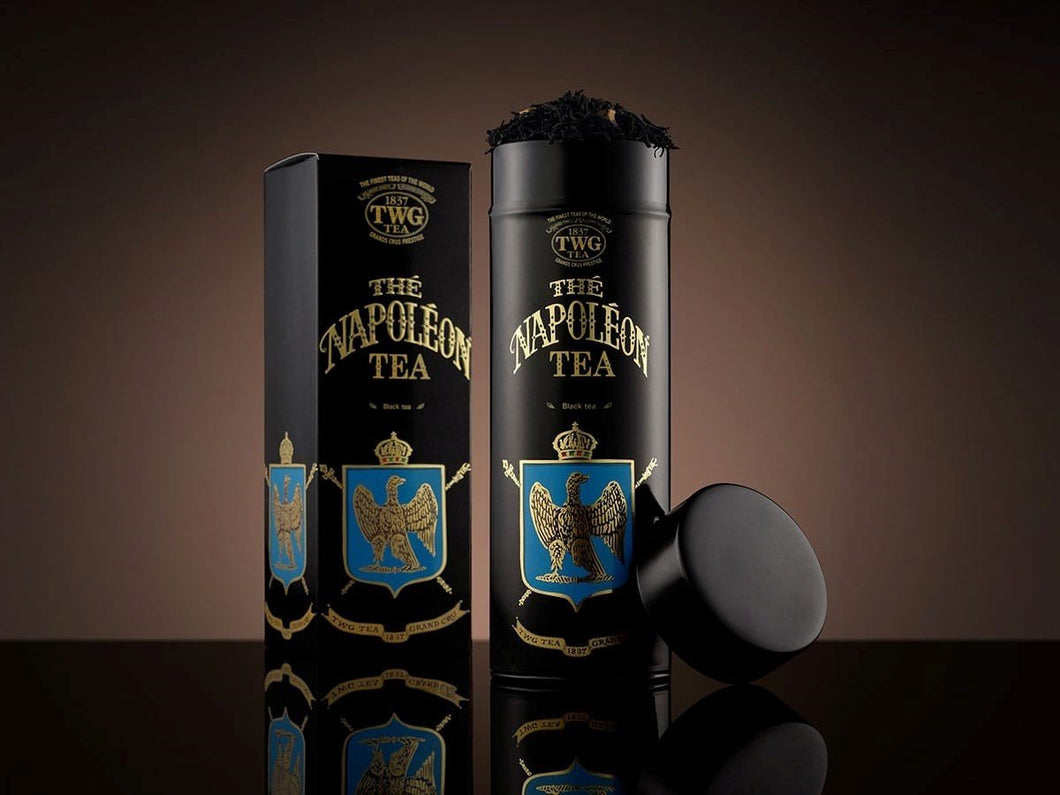 TWG Tea Haute Couture Tea Tin Napoleon Tea