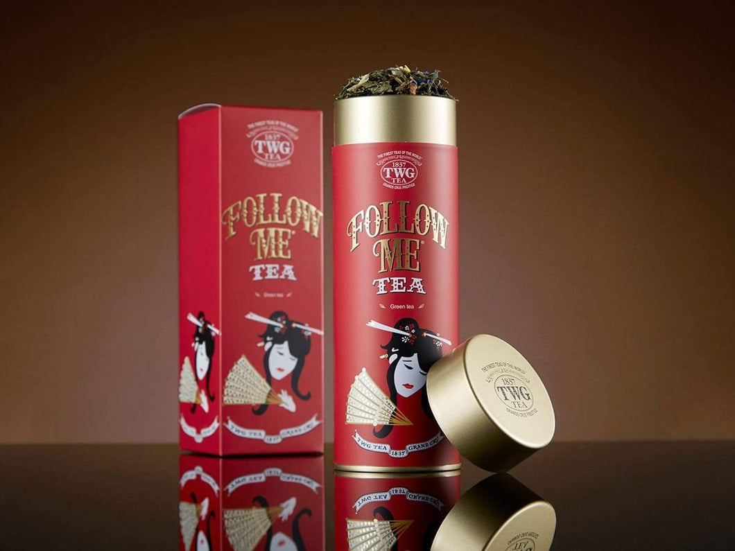 TWG Tea Haute Couture Tea Tin Follow Me Tea