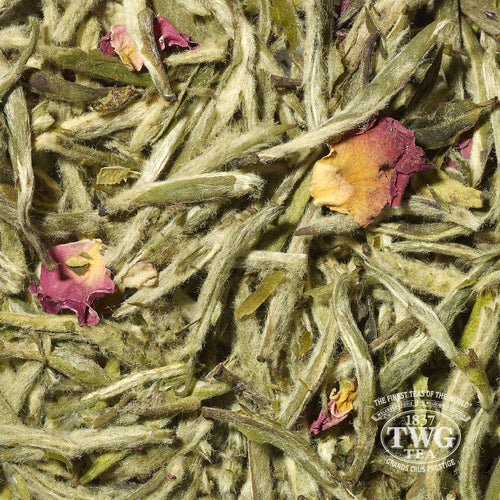 TWG Tea Loose Leaf Tea White Spring Tea