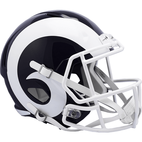 Full Size Helmets 2017-2019 Los Angeles Rams Riddell Replica Speed Helmet