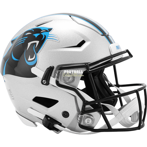Full Size Helmets Carolina Panthers Authentic SpeedFlex Helmet