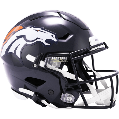 Full Size Helmets Denver Broncos Authentic SpeedFlex Helmet