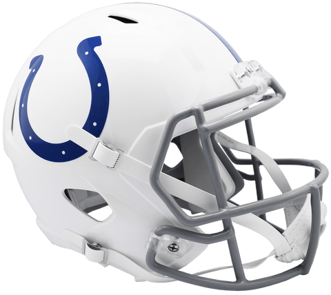 Full Size Helmets Indianapolis Colts Riddell Replica Speed Helmet