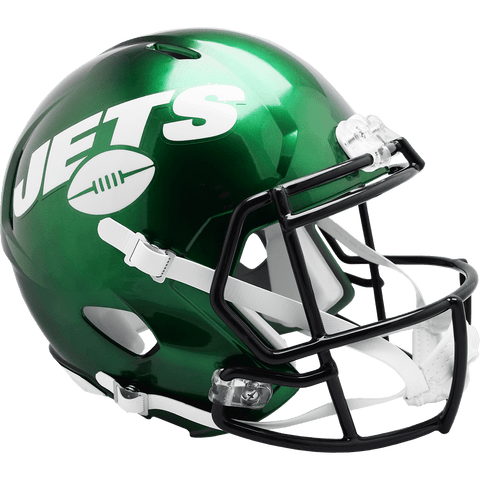 Full Size Helmets New York Jets Riddell Replica Speed Helmet