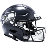 Full Size Helmets Seattle Seahawks Authentic SpeedFlex Helmet