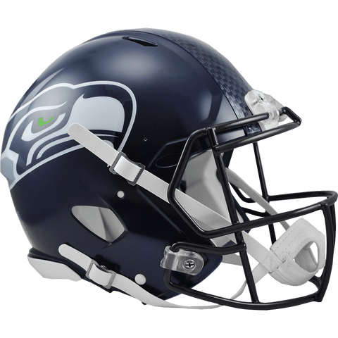 Full Size Helmets Seattle Seahawks Riddell Speed Authentic Helmet