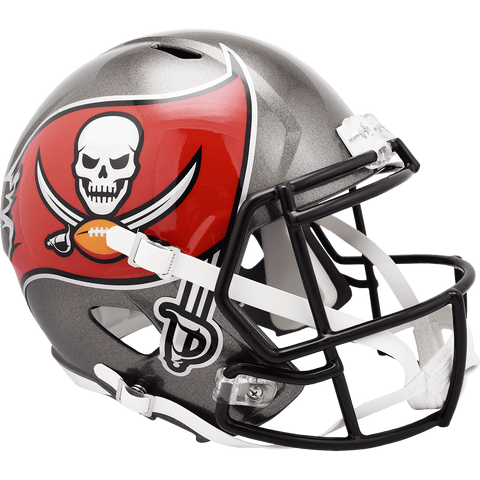 Full Size Helmets Tampa Bay Buccaneers Riddell Replica Speed Helmet