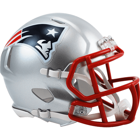 Mini Helmets New England Patriots Riddell Speed Mini Helmet