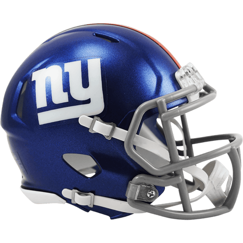Mini Helmets New York Giants Riddell Speed Mini Helmet