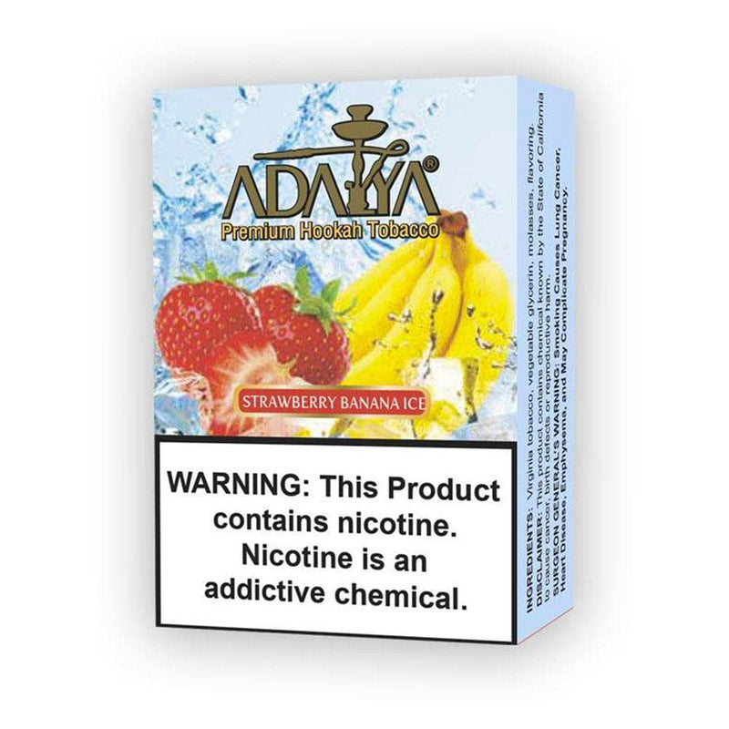 Adalya Strawberry Banana Ice 50g