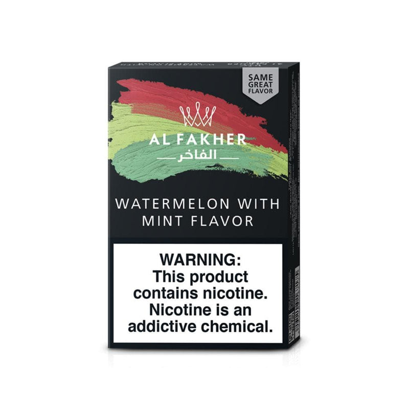 Al Fakher Watermelon With Mint 50g