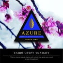 Azure Black Line Cairo Crypt Tonight 100g