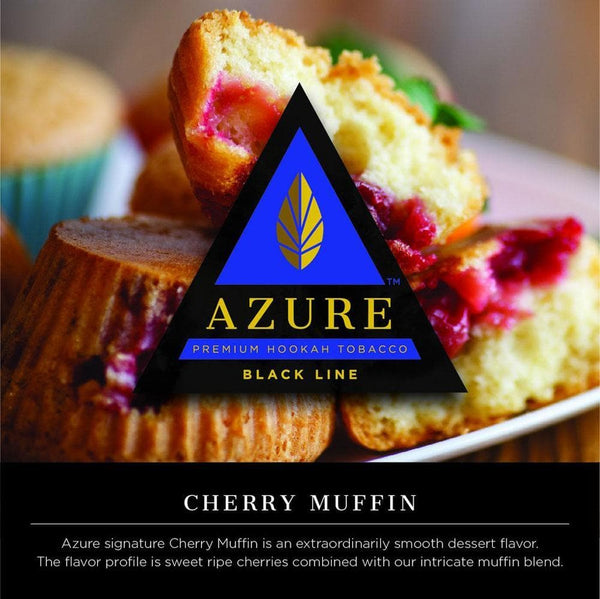Azure Black Line Cherry Muffin 100g
