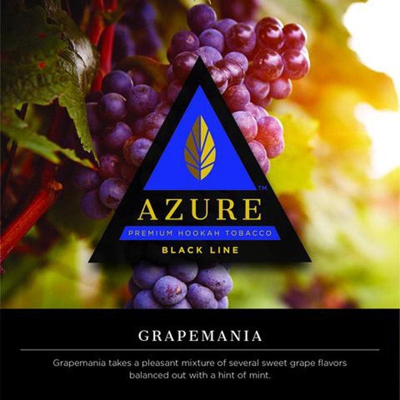 Azure Black Line Grapemania 100g