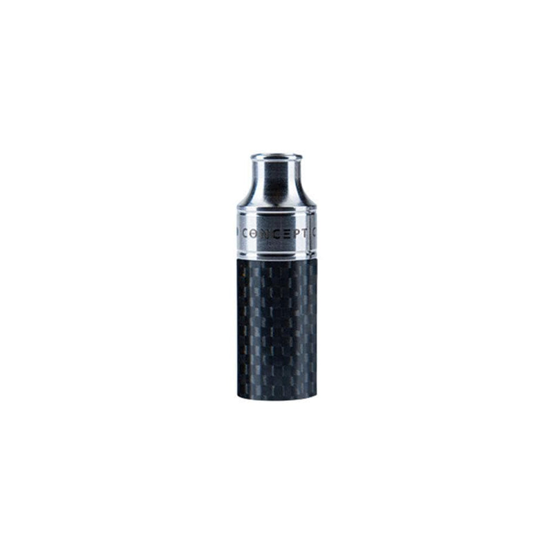 Conceptic Design Capsule Personal Mouth Tip Black