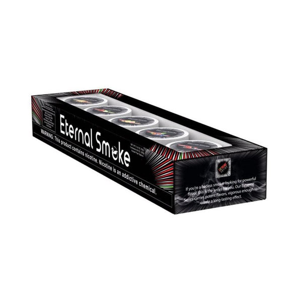 Eternal Smoke Extreme Series - Pack of 5 Assorted flavors