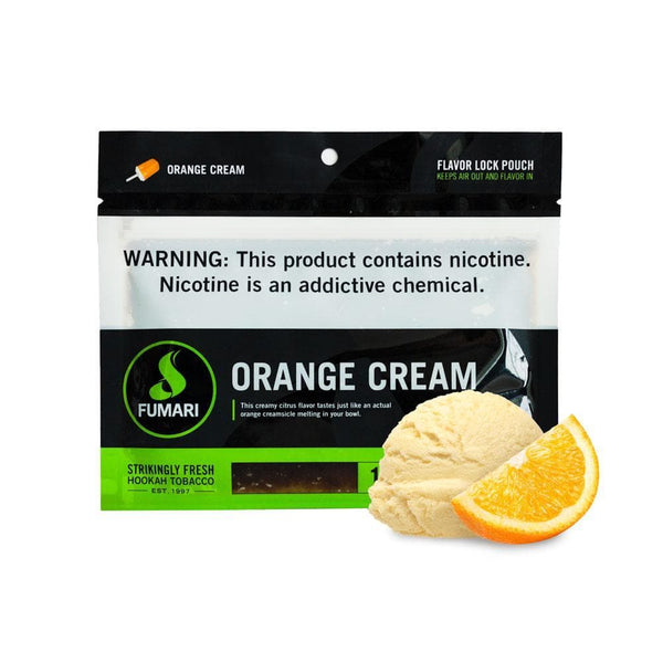 Fumari Orange Cream 100g