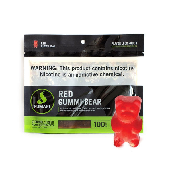 Fumari Red Gummi Bear 100g