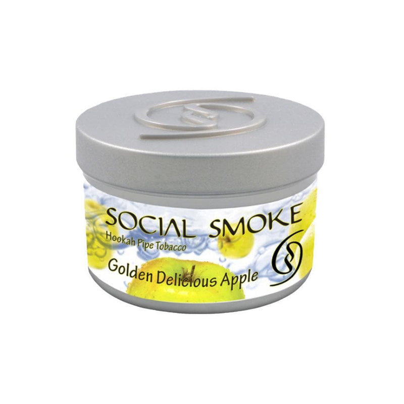 Social Smoke Golden Delicious Apple 250g