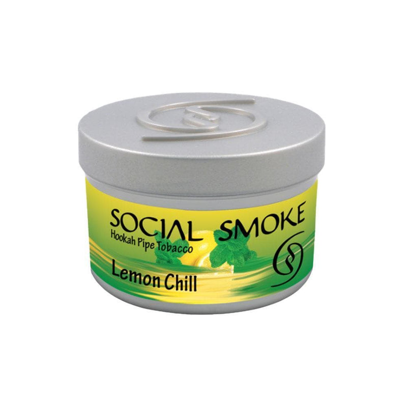 Social Smoke Lemon Chill 250g