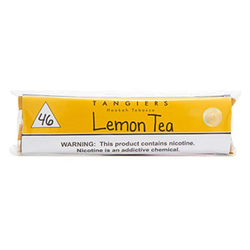 Tangiers Noir Lemon Tea 250g