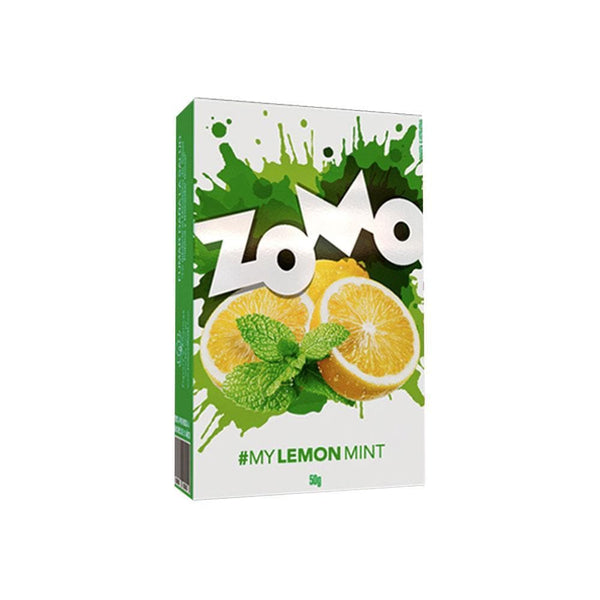 Zomo Lemon Mint 50g