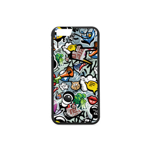 "Rubber Case for iPhone 6/iPhone 6S(4.7"") - Pitgnarf Shops"