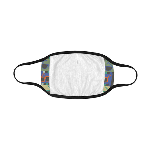 Image of Sunglasses Fun Custom Fabric Dust Mask (15 Filters Included) - Pitgnarf Shops