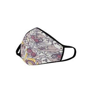 Cotton Fabric Dust Mask, Face Cover