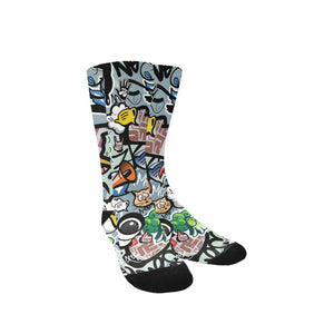 Most Popular Women's Custom Socks