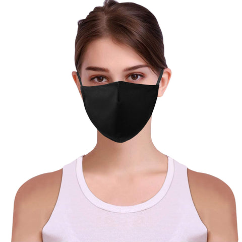 Cotton Fabric Dust Mask With Adjustable Strip and 15 Filters - Pitgnarf Shops