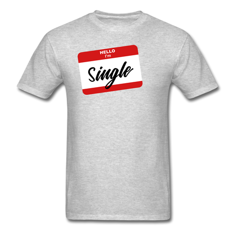 Image of Men's T-Shirt - heather gray