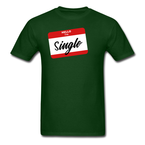 Image of Men's T-Shirt - forest green