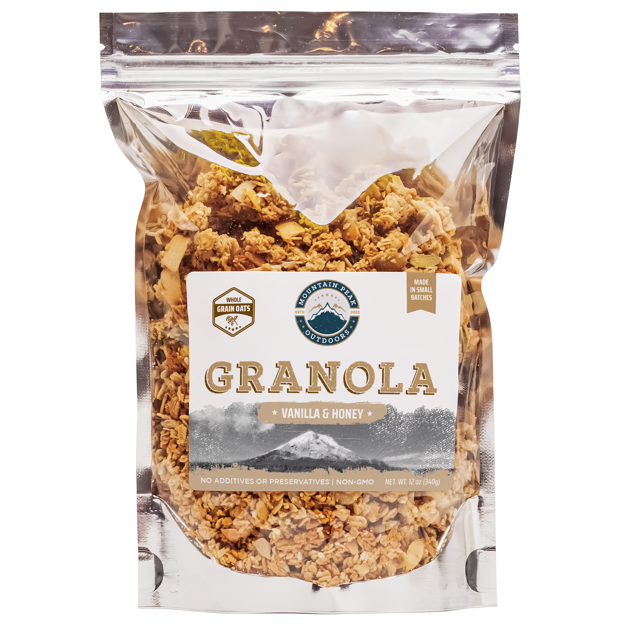 Vanilla & Honey Granola