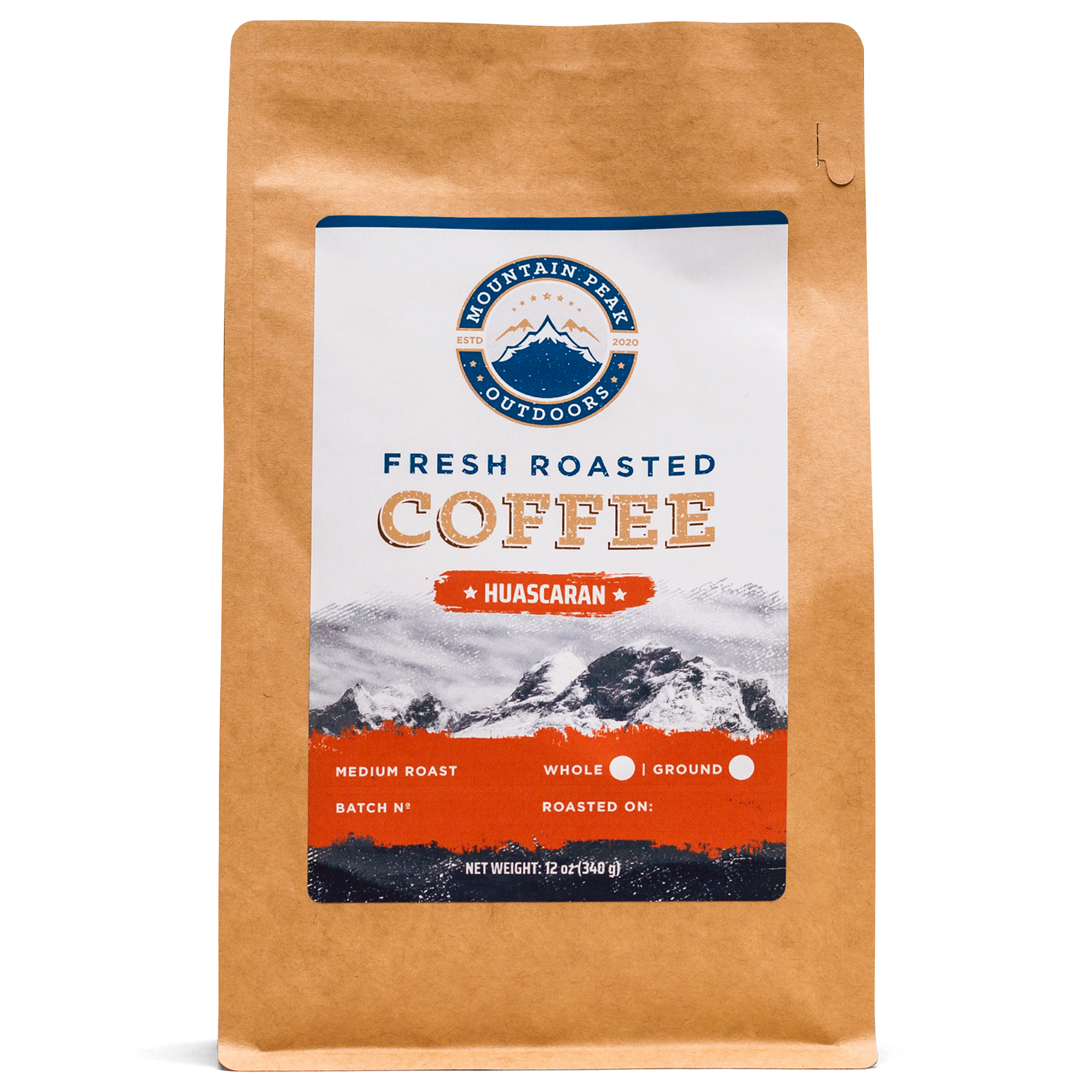 Huascaran Fresh Roasted Coffee Beans