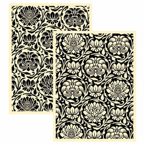 Shepard Fairey ( Obey ) - Floral Harmony Black Set  - Edition of 100