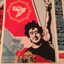Charger l'image dans la galerie, Shepard Fairey ( Obey ) - Révolution In Our Time - Edition of 500
