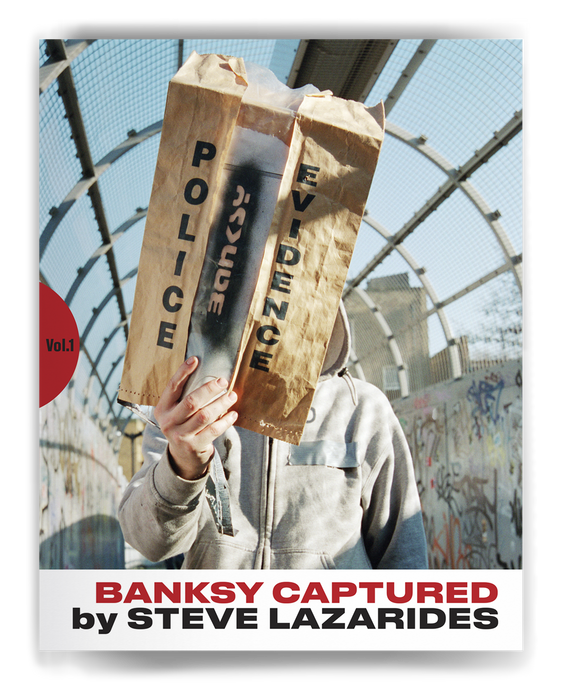 Banksy / Steve Lazarides - Captured - 2019