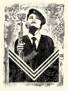Shepard Fairey ( Obey ) - Peace Guard Damaged - Edition of 400