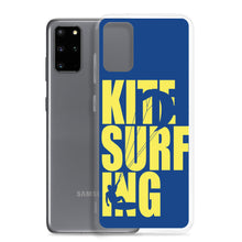 Load image into Gallery viewer, Kitesurfing Neon - Samsung Phone Case