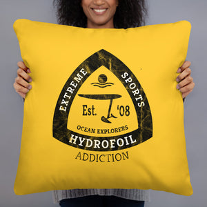 Hydrofoil Addiction - Kitesurfing Cushion