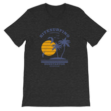 Load image into Gallery viewer, Kitesurfing Paradise Unhooked, Hunstanton - 100% cotton Kitesurfing T-shirt